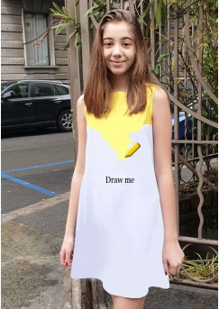 Draw Your Own Dress!